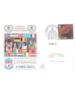 The Champions League Semi-Final 2nd Leg 2005 Liverpool v Chelsea 03/05/2005 First Day Cover